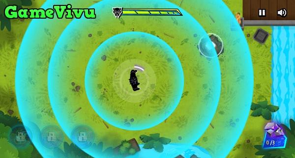 game Chien binh Bao Den san lung Vibranium hinh anh 2