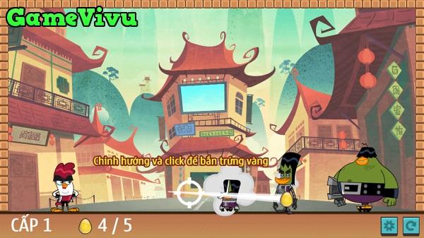 game Chu ga Kungfu hinh anh 1