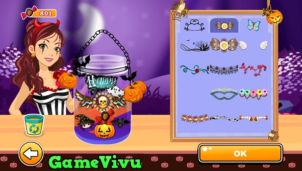 game Lam nen Halloween hinh anh 3