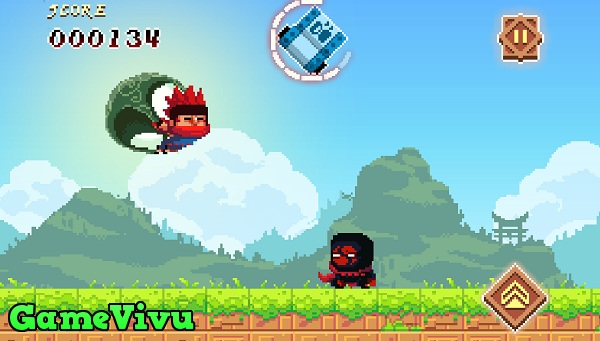 game Ninja dai chien hinh anh 3