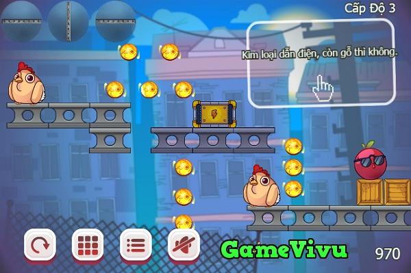 game Nuong ga hinh anh