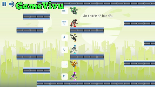 game Robot thi chay hinh anh 3