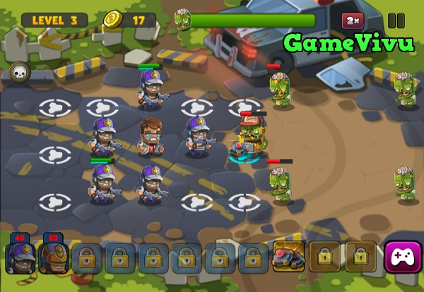 game Tieu doi diet zombie 3 hinh anh 1