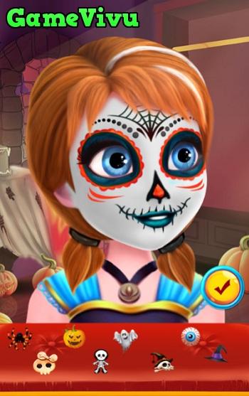 game Ve mat na Halloween hinh anh 3