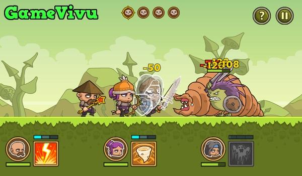 game Vuong quoc nguoi lun 3 shortiess kingdom 3