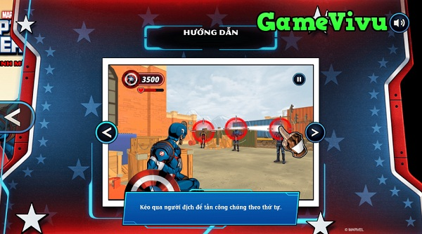 game Captain America: Chien binh mua dong hinh anh 1