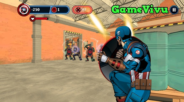 game Captain America: Chien binh mua dong hinh anh 3