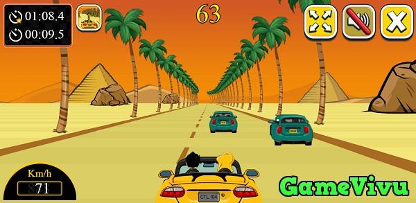 game Dua xe hen ho hinh anh 2