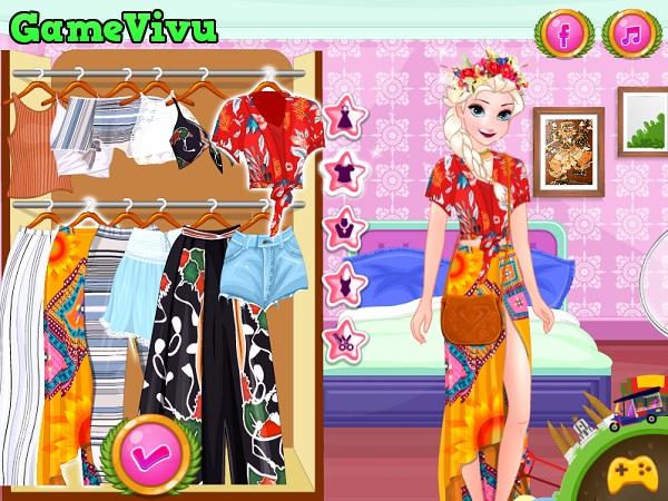 game Elsa du lich Thai Lan hinh anh 2