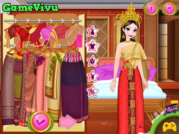 game Elsa du lich Thai Lan hinh anh 3