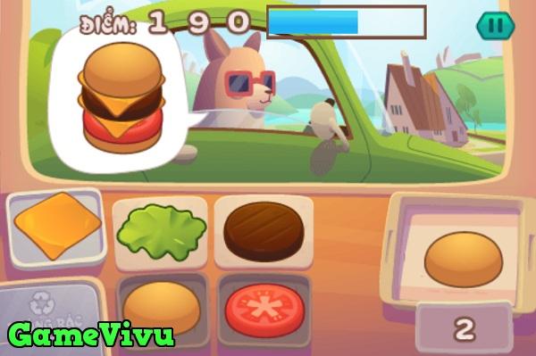 game Lam banh cho Pet hinh anh 3