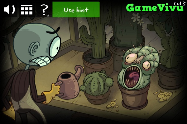 game Nhiem vu mat troll kinh di 2 trollface quest horror 2