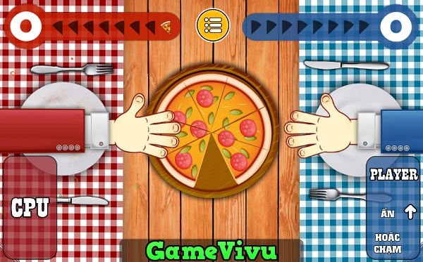 game Pizza hoa toc hinh anh 3