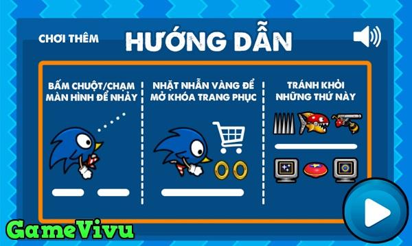 game Sonic phieu luu ky hinh anh 1