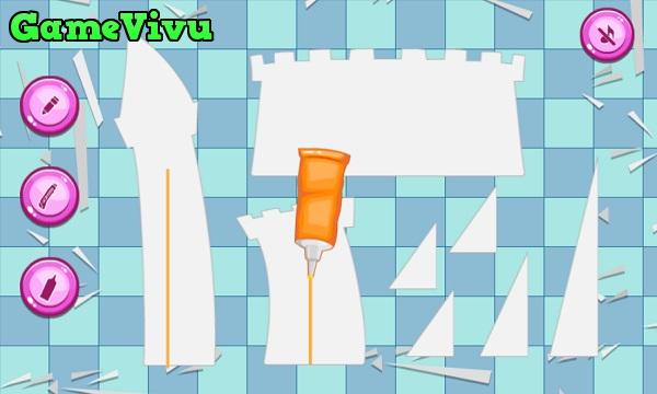 game Xay lau dai cong chua hinh anh 1