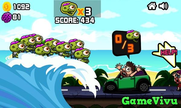 game Zombie Tsunami game vui 24h y8