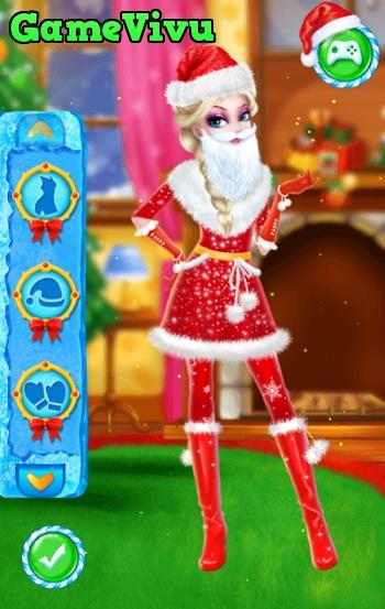 game Ba gia Noel Elsa hinh anh 1