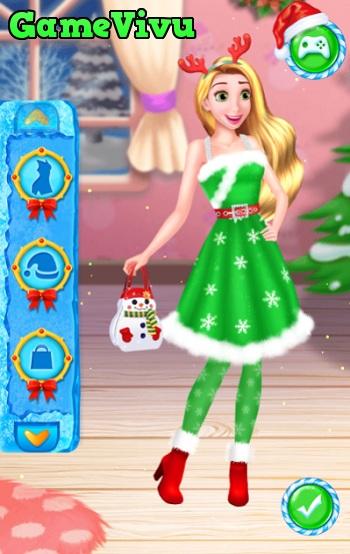 game Ba gia Noel Elsa hinh anh 3