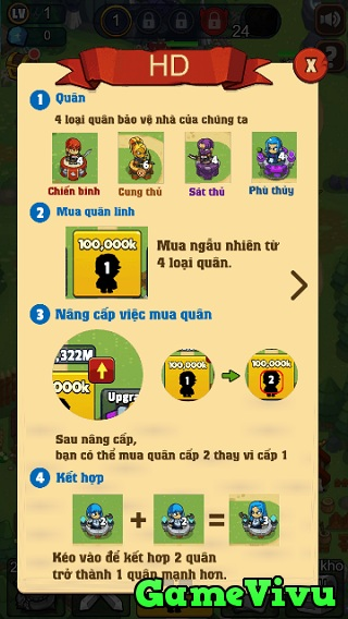 game Bao ve thanh tri hinh anh 1