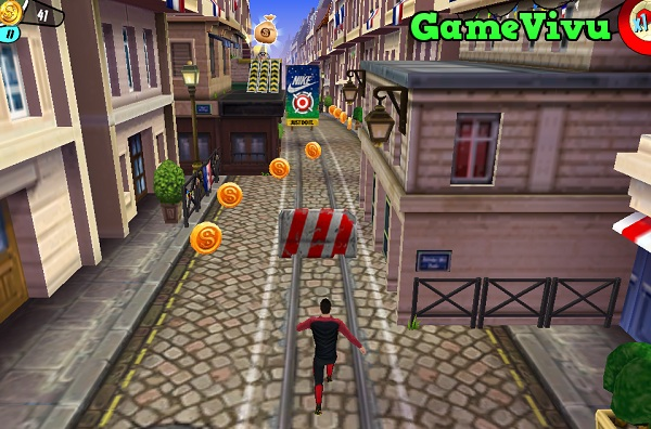 game Cristiano Ronaldo: Kick'n'Run - Football Runner hinh anh 1