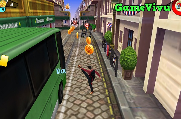 game Cristiano Ronaldo: Kick'n'Run - Football Runner hinh anh 2