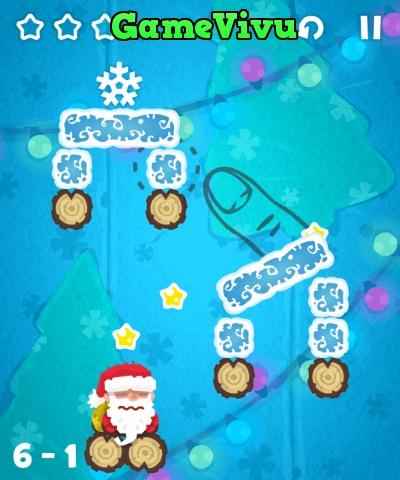 game Danh thuc ong gia Noel santa