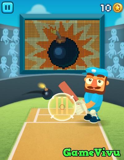 game Sieu sao Cricket hinh anh 2