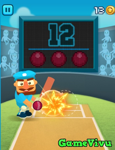game Sieu sao Cricket hinh anh 3