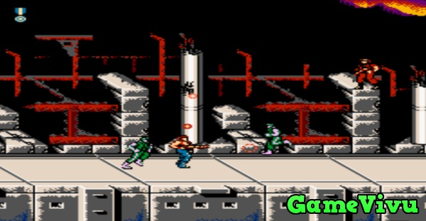 game Super Contra hinh anh 1