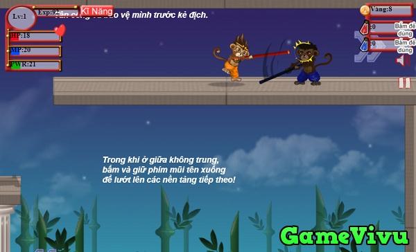 game Ton ngo khong phieu luu hinh anh 2
