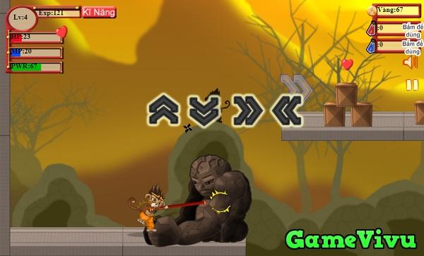 game Ton ngo khong phieu luu hinh anh 3