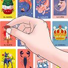 Vua đánh bài Lotería