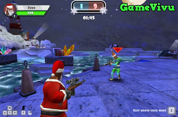 game Winter Clash 3D hinh anh 3