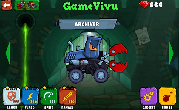 game Xe hoi an thit 9: Giang sinh hinh anh 2