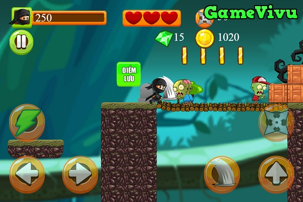 game Chien binh nhi diet zombie hinh anh 1