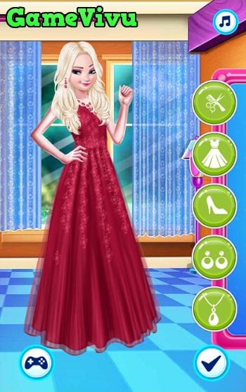 game Elsa cuu rong con hinh anh 4
