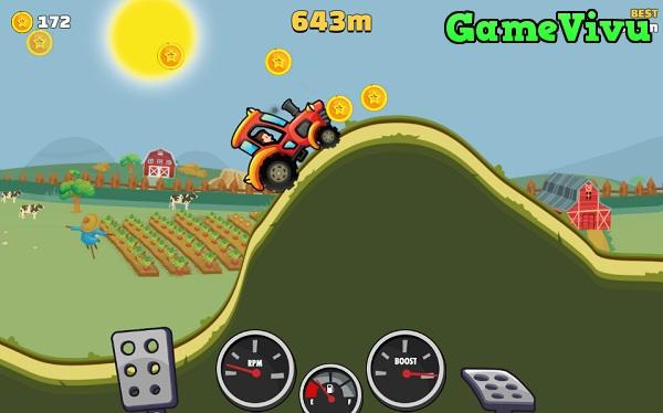 game Hill Climb Racing hinh anh 3
