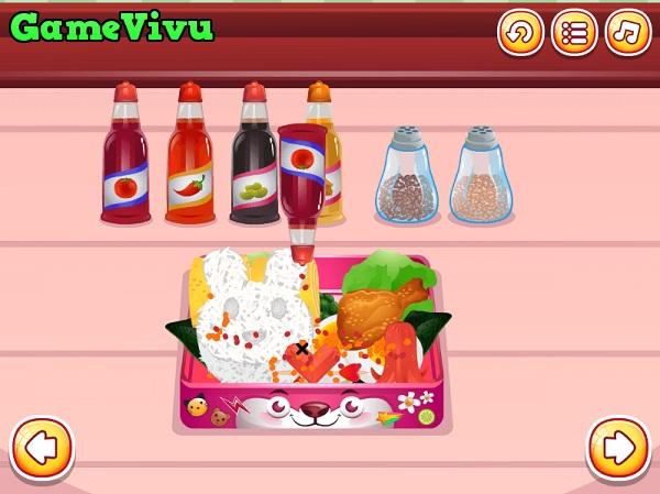 game Lam com hop Bento 2 hinh anh 3