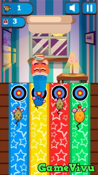 game Meo dap chuot hinh anh 1