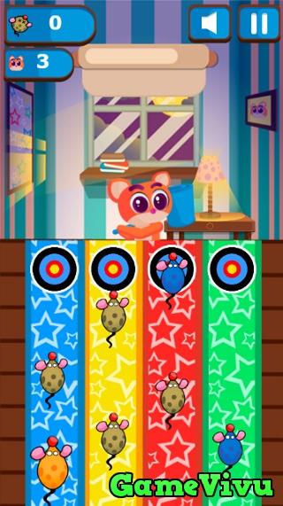 game Meo dap chuot hinh anh 2