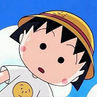 Nhóc Maruko nhảy cao