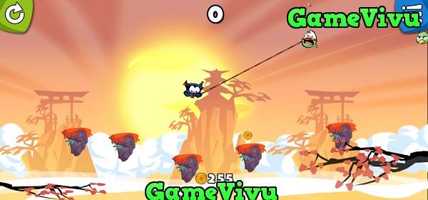 game Ninja du day hinh anh 2