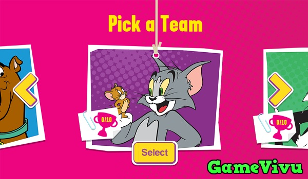 game Tom va Jerry dua xe giay hinh anh 1