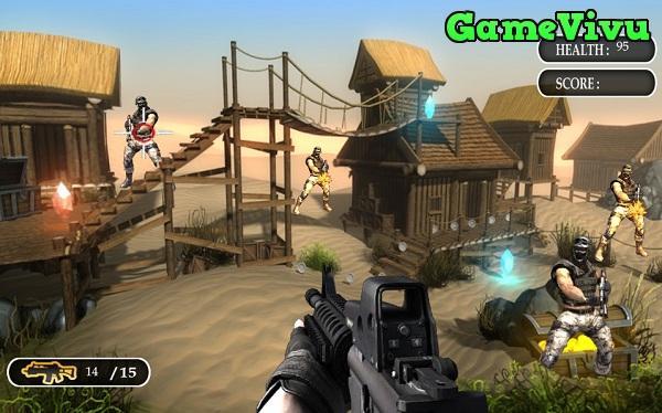 game Truy kich 4 24h y8