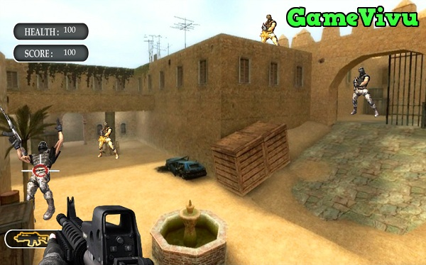 game Truy kich 4 mobile android ios