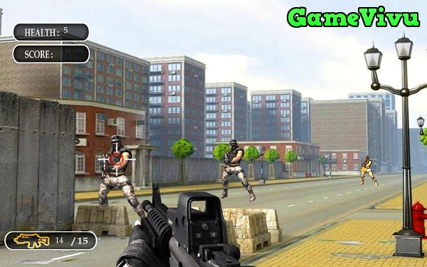 game Truy kich 4 online offline cho pc
