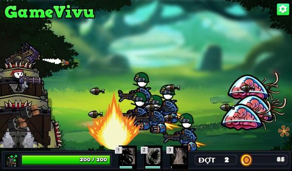 game Chien binh nguoi que 2 hinh anh 2