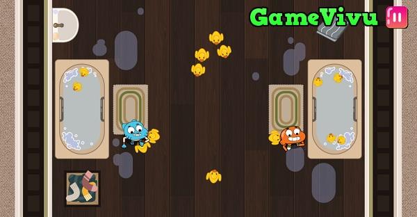 game Gumball tranh tai 2 hinh anh 2