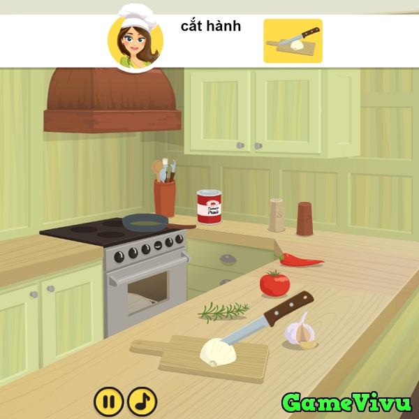 game Lam banh pizza chay hinh anh 2