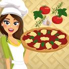 Làm bánh pizza chay